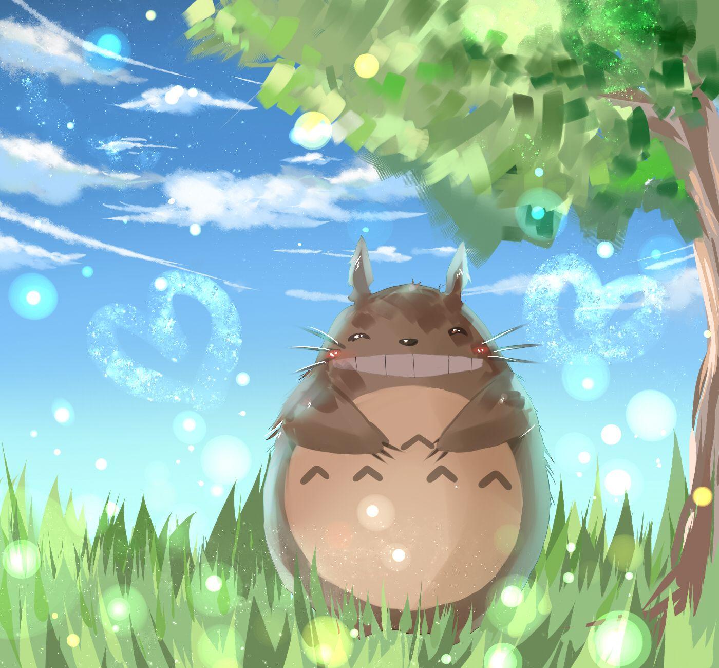 Pin by ducksforlife on Totoro Totoro, Anime, My