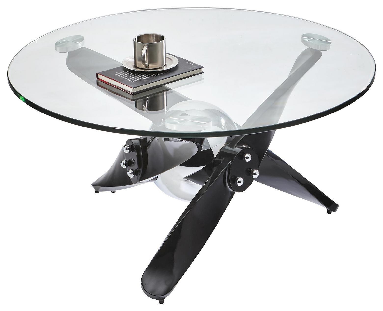 Aussergewohnlich Modern Glastisch Mit Glasplatte Und Metall
