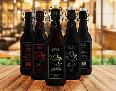 """Check out new work on my @Behance portfolio: """"Craft Beer Recife"""" http://be.net/gallery/52347965/Craft-Beer-Recife"""