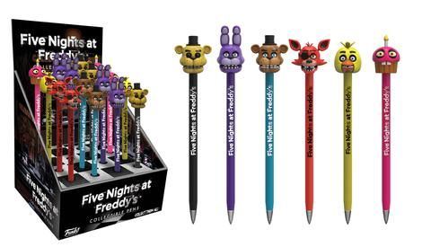Five Nights at Freddy's: Pen Topper