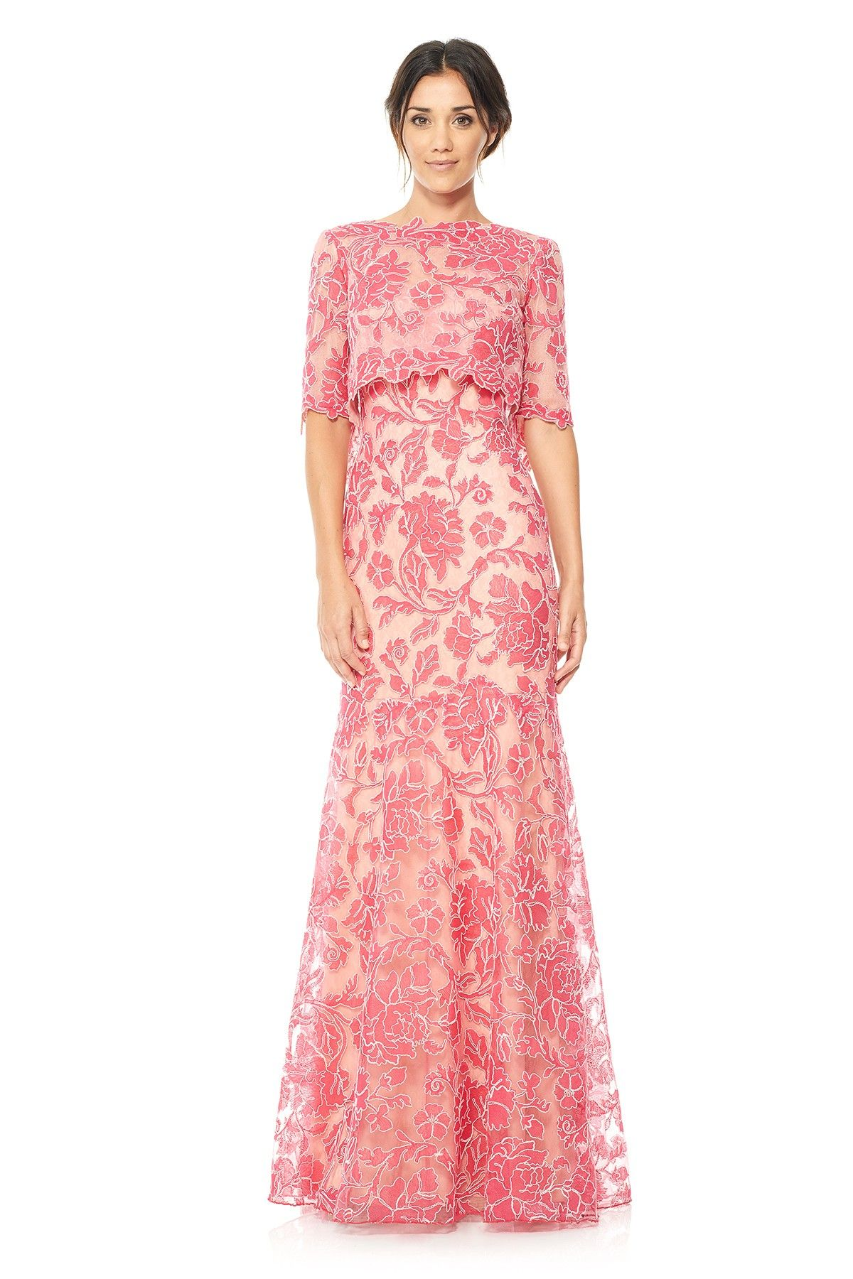 Ama Gown | Tadashi Shoji | Dressing Room: Dressy by Marika Yi ...