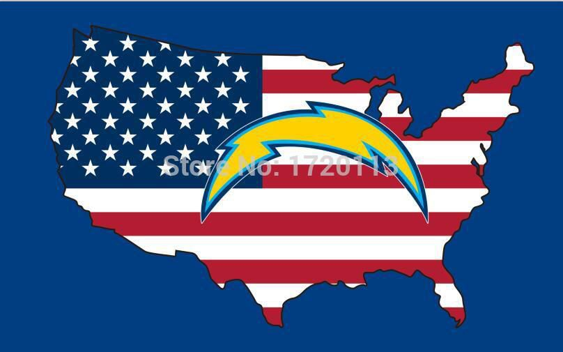 San diego chargers are our allamerican football team