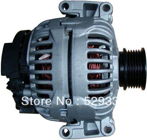 New 12v Auto Alternator 0124525009 Tg15c065 Tg15c017 06b903016q For Audi A4 A6 Auto Alternator Audi A4 Audi