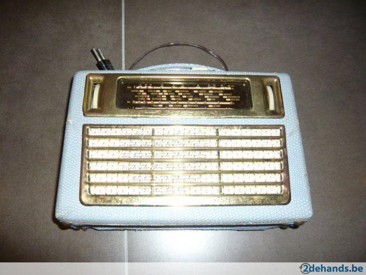 oude portatif radio