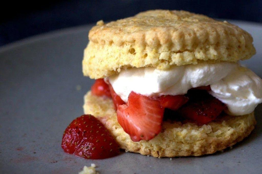 Strawberry Shortcake Smitten Kitchen Saweeeets Strawberry