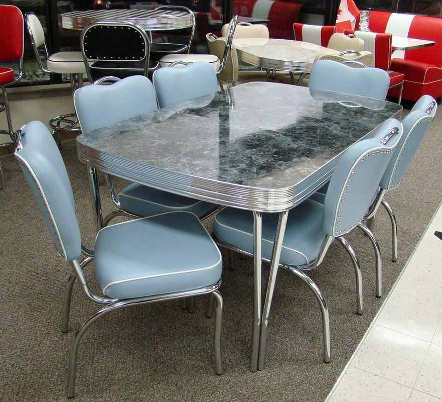 Vintage Dining Room Tables: Anmarcos Furniture & Mattresses