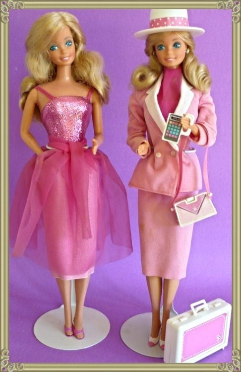 Image result for Day to Night Barbie