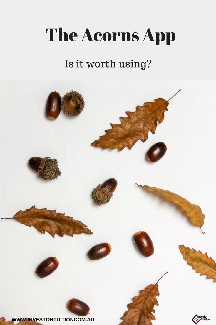 Acorns now Raiz Is it really worth using? Acorns app