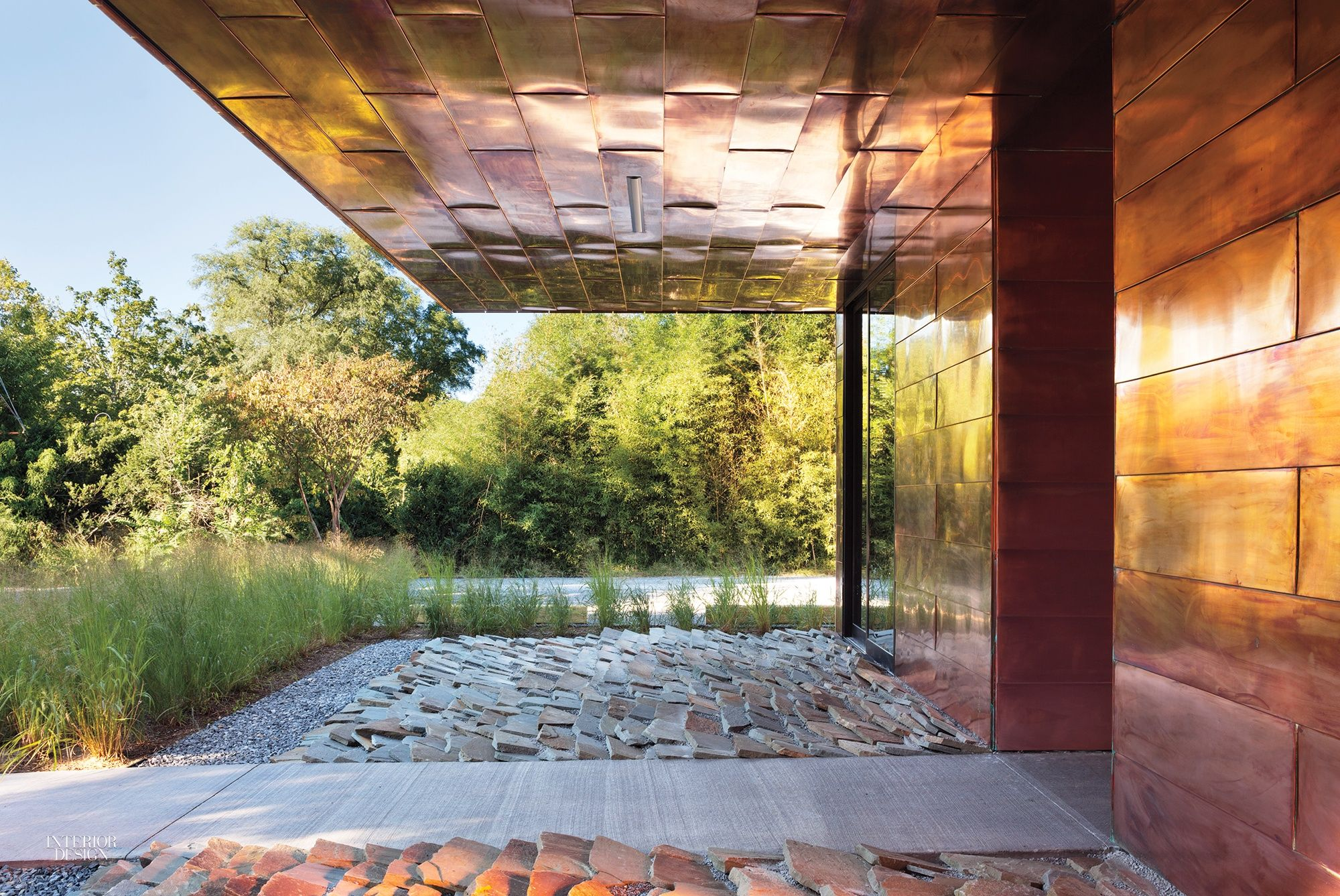 Bates Masi S Office In East Hampton Now A True Extension Of The