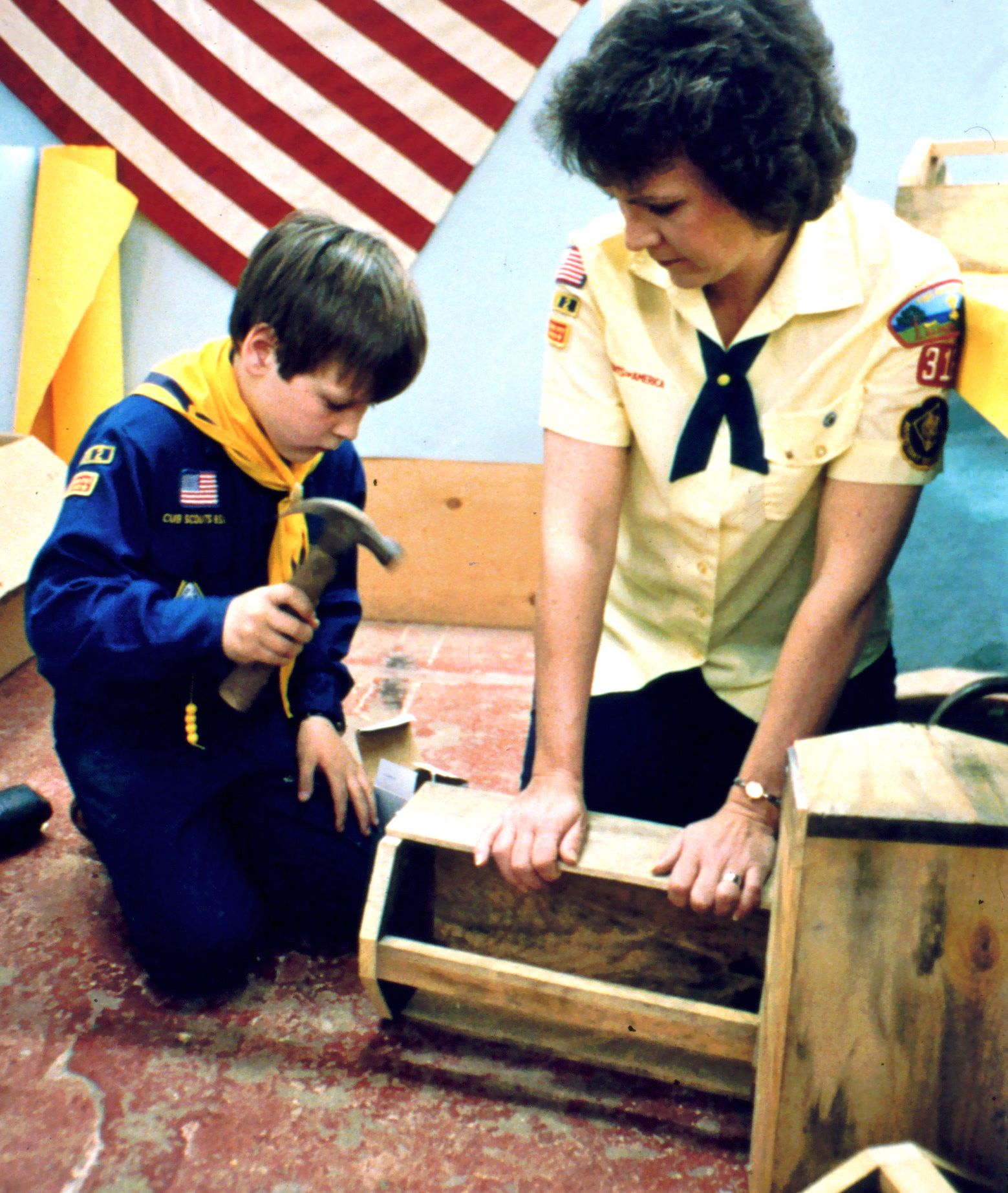 18+ Fun crafts for boy scouts info
