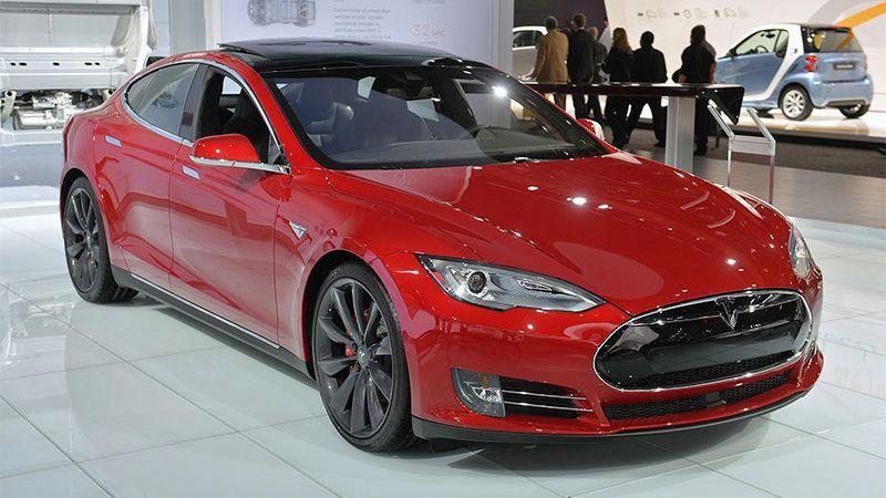 Aluminum Body On Tesla Model S May Raise Repair Costs Ev A Story