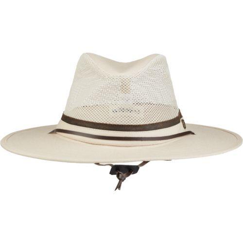 cf636891b5e1f Magellan Outdoors Men s Big Brim Twill Safari Hat (Beige Light 02