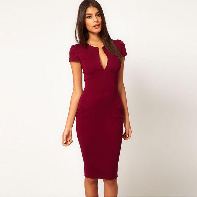 Vestidos para mujer delgada