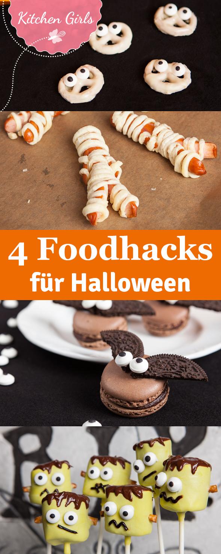 Schaurig schöne Halloween-Rezepte