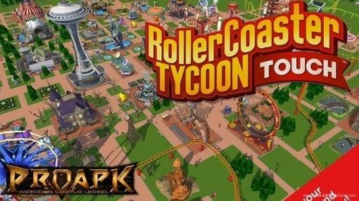 planet coaster tycoon mod apk