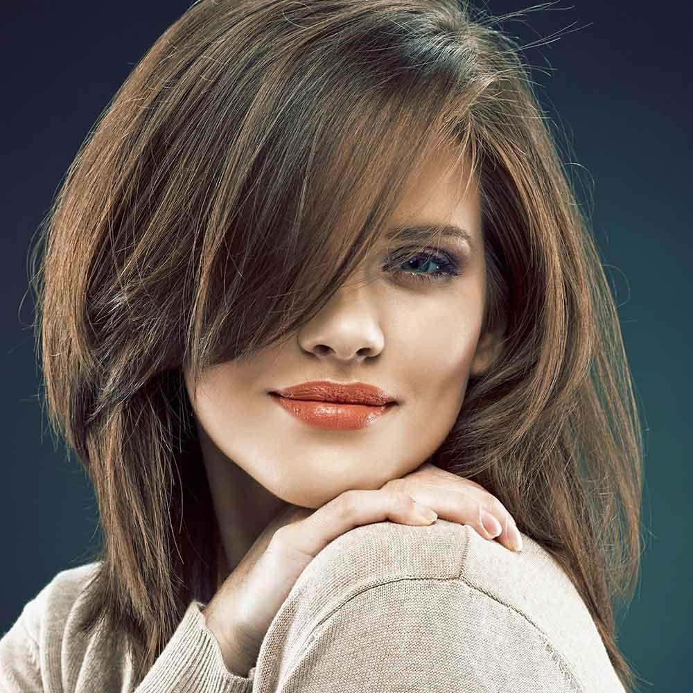 Tagli capelli medi inverno 2020: tendenze in 100 foto ...