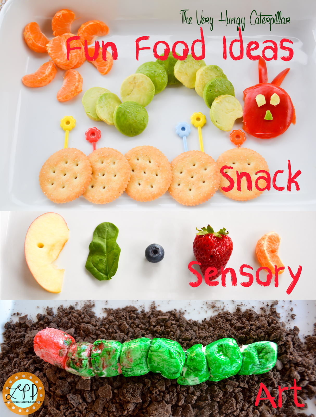 A Little Pinch Of Perfect The Very Hungry Caterpillar Fun