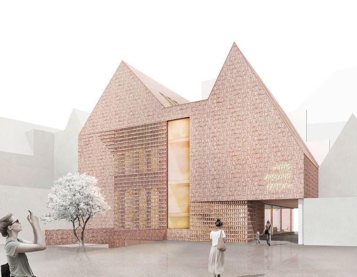 TMH. neues Buddenbrookhaus Museum. Lübeck (2) architekt