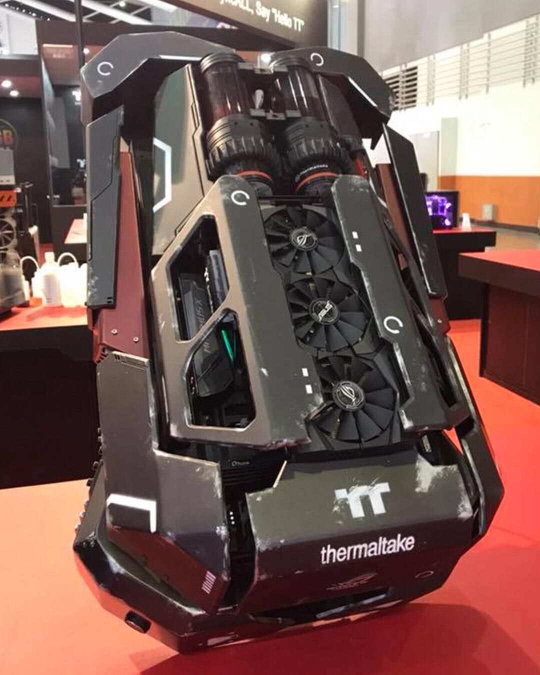 What Do You Think About This Computer Credit Thermaltake