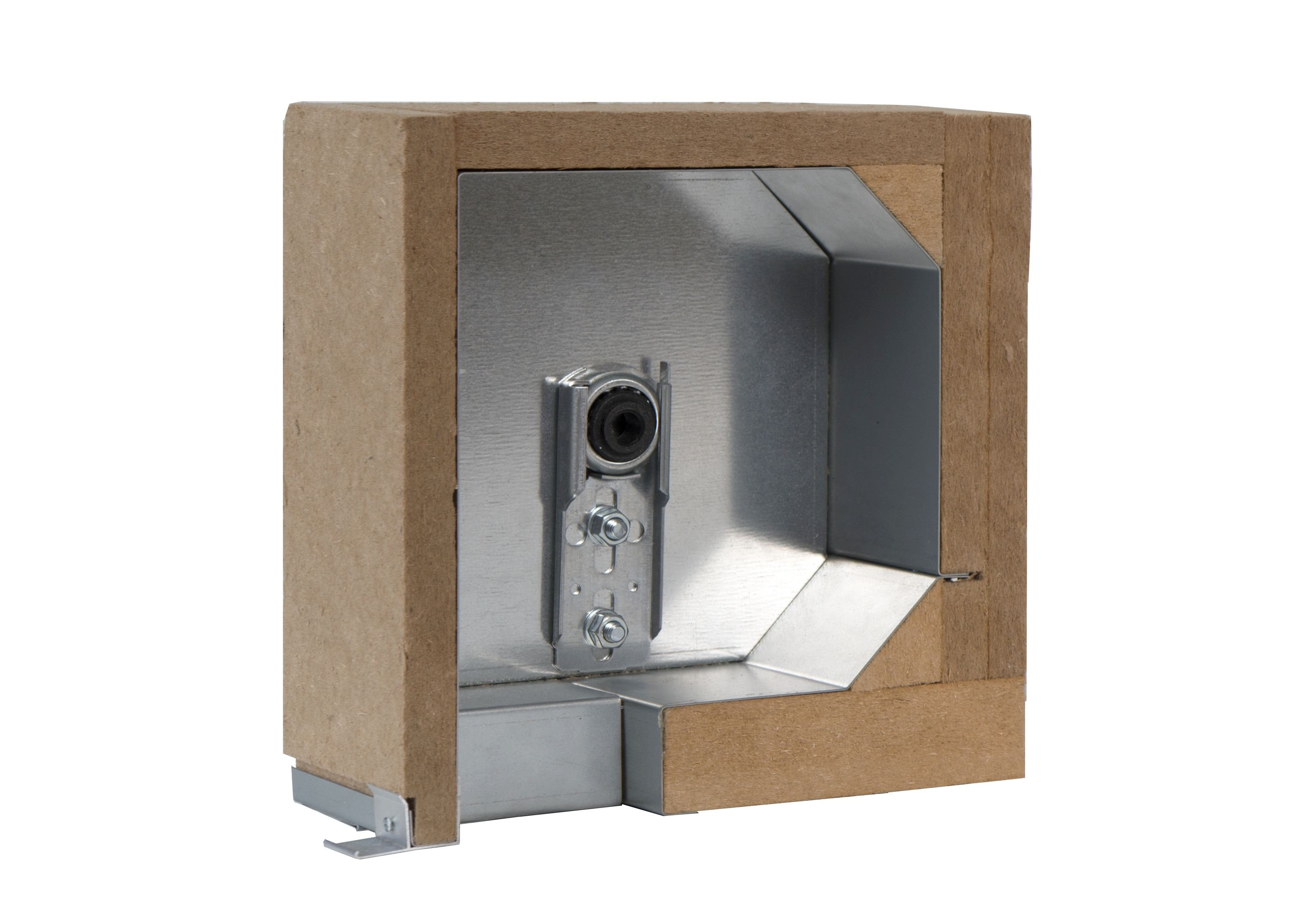 Baywa Baustoffe Einbaufertige Holzfaser Rollladenkasten Baustoffe Kasten Eingebaut