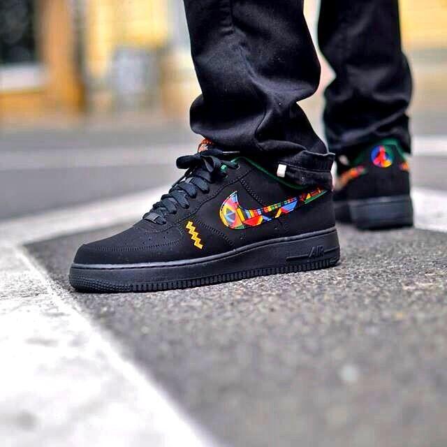 Nike Air Force 1 x Urban Jungle | Fashion Inspiration in