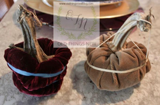 Favorite Tips for Creating Gorgeous Velvet Pumpkins!