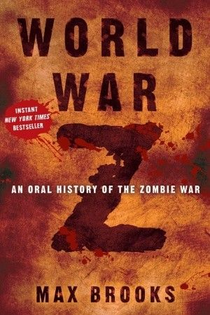 World War Z by Max Brooks – Review by Sarah Giffen