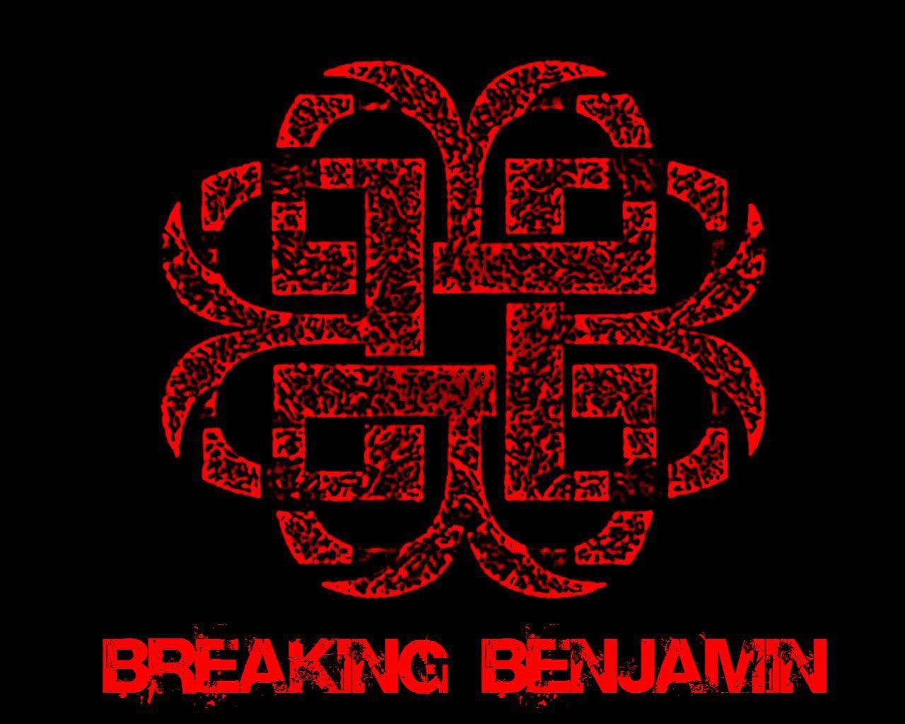 Resultado de imagen de breaking benjamin logo