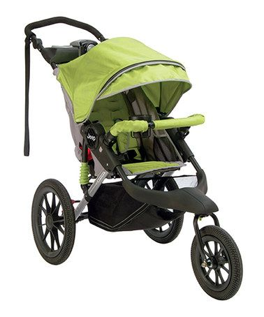 Take A Look At This Gecko J Is For Jeep Mp3 Compatible Jogging Stroller By Jeep On Zulily Today Jeep Jogging Stroller Jeep Wrangler Sport Wrangler Sport