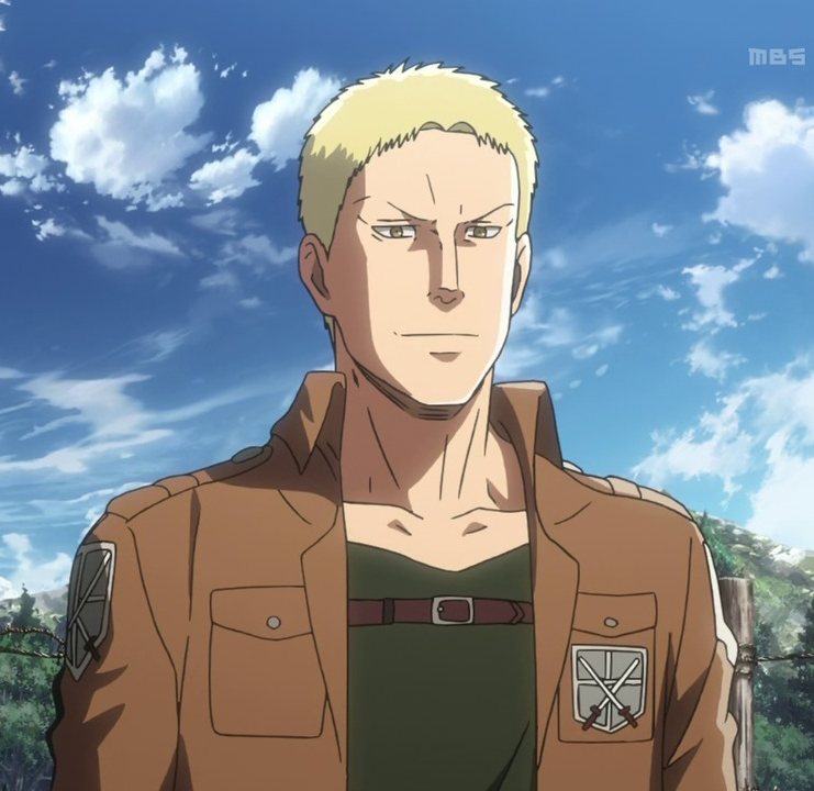 Reiner Braun | Attack On Titan | Pinterest | Desktop ...