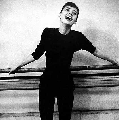 Hollywood-Schauspielerin Hepburn (1956) #hollywoodactor