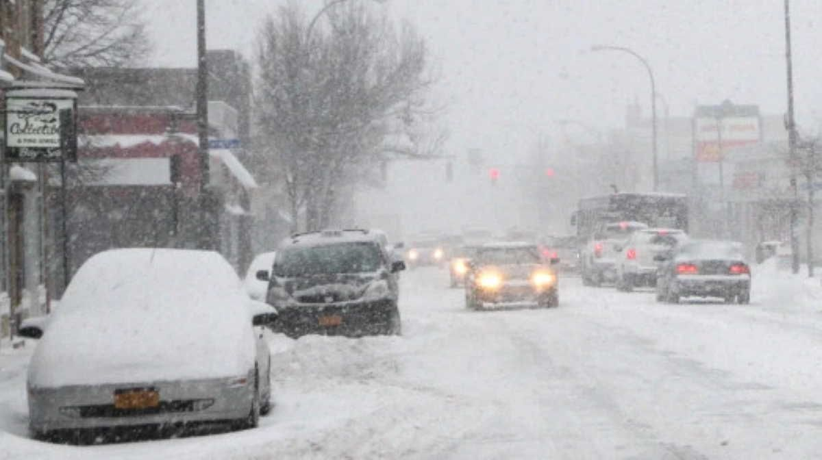 Lake Effect Snow In New York In 2020 Winter Weather Advisory