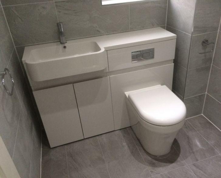 Danny\'s Home Improvement USA   decor   Pinterest   Toilet sink ...