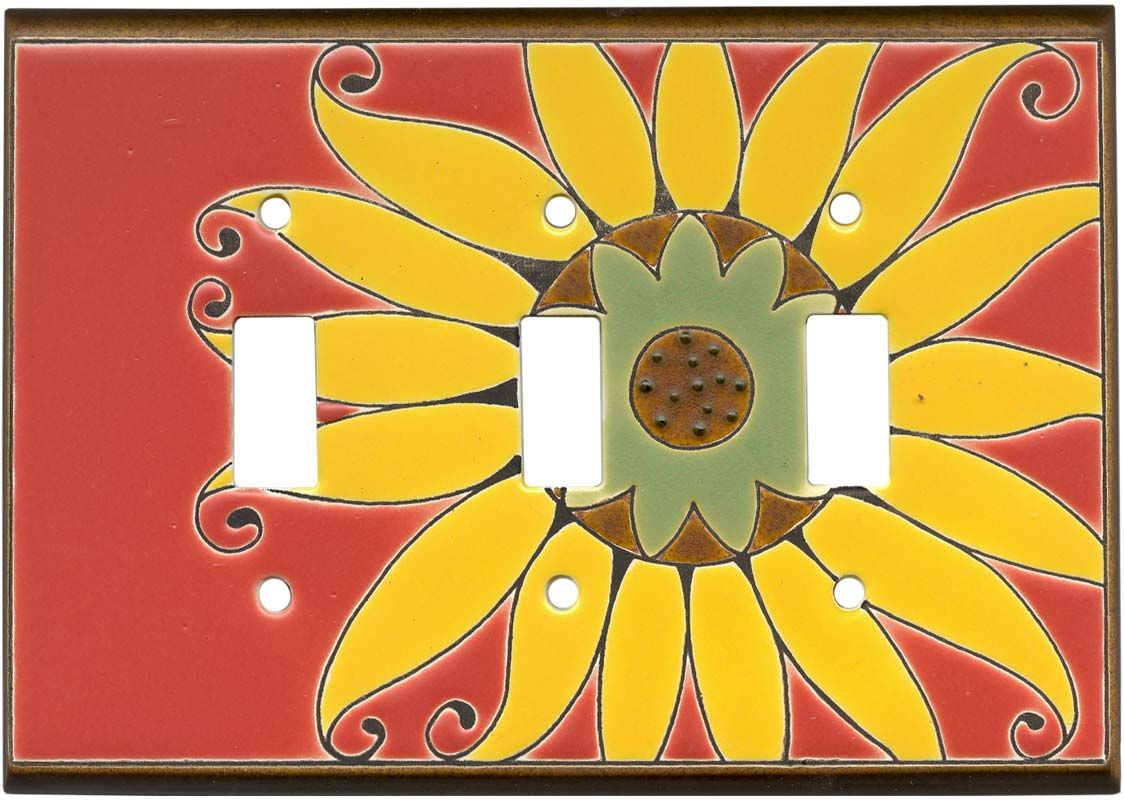 Ceramic Light Switch Covers | Wall Plate Design Ideas