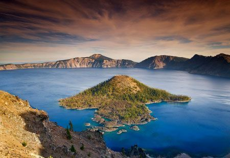 Wizard Island, Crater Lake, Ore. (© Marek Zuk/Alamy)  Wow! An Oregon feature is on a list of the Worlds Most Beautiful Lakes!!!! I'm proud :) #craterlakeoregon Wizard Island, Crater Lake, Ore. (© Marek Zuk/Alamy)  Wow! An Oregon feature is on a list of the Worlds Most Beautiful Lakes!!!! I'm proud :) #craterlakeoregon Wizard Island, Crater Lake, Ore. (© Marek Zuk/Alamy)  Wow! An Oregon feature is on a list of the Worlds Most Beautiful Lakes!!!! I'm proud :) #craterlakeoregon Wizard Island, Cr #craterlakeoregon