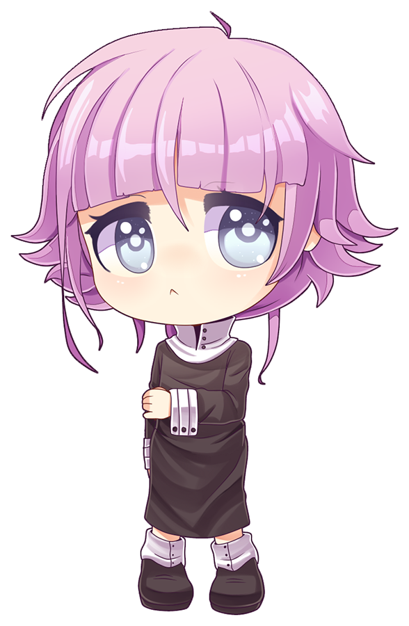 Chibi Crona … Anime soul, Anime chibi, Chibi