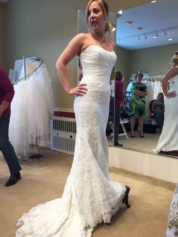 Custom Wedding Dresses Made To Measure By Darius Bridal Ruched - Custom Wedding Dress Designers