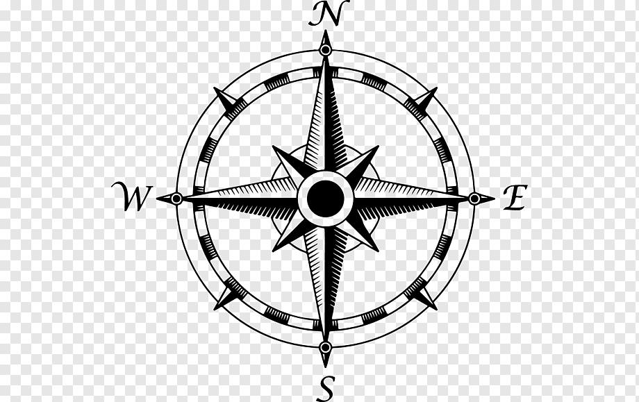 Pin By Noelia Moyano Armitano On Apuntes Digitales Compass Icon Compass Rose Map Compass