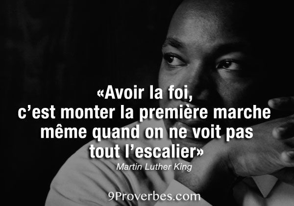 Citations Martin Luther King Anglais Found On 9proverbes Com