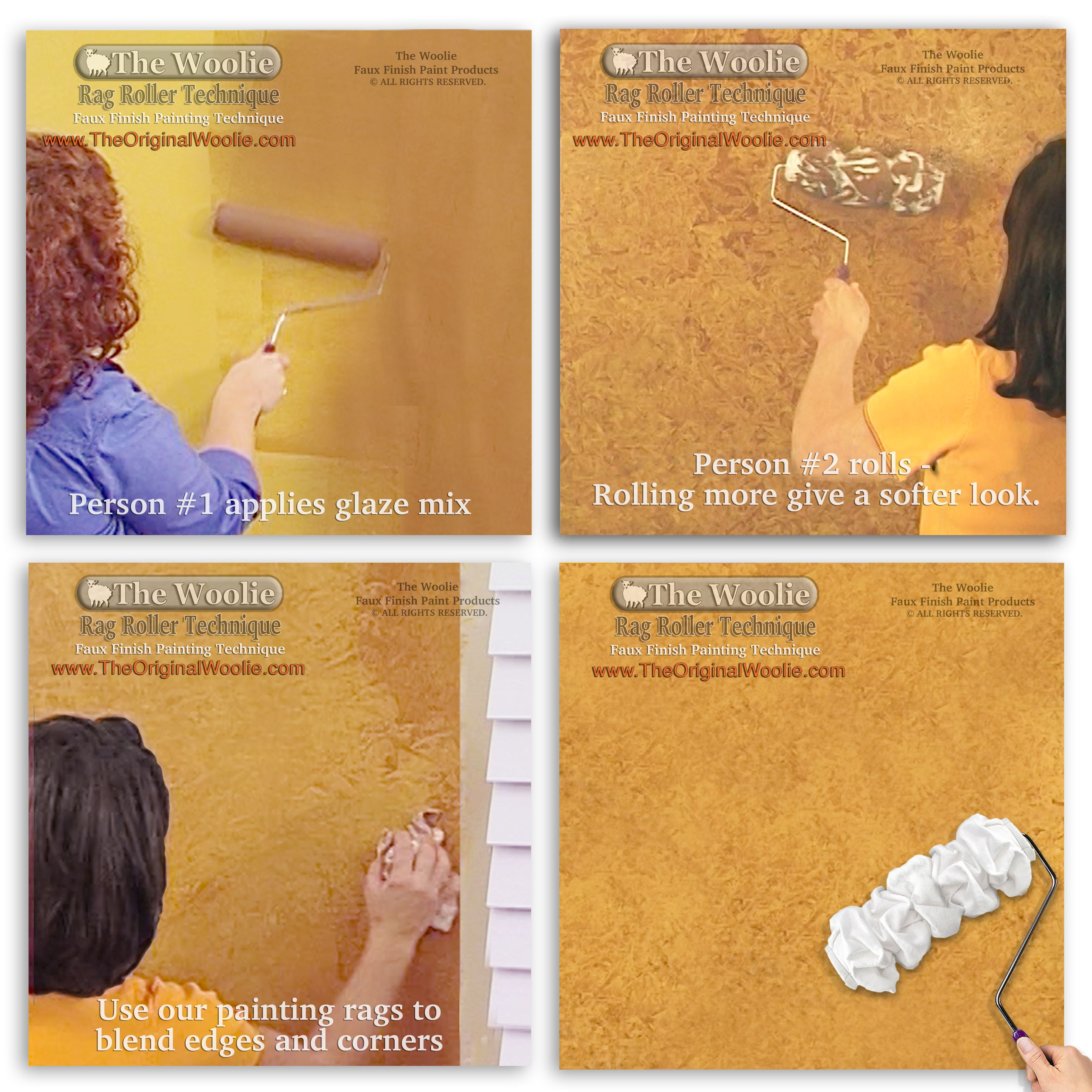 Pp Paint Tray Free Sample Sponge Painting Techniques Sponge Painting Walls With A Roller Leather Faux Painting Techniques Faux Painting Faux Painting Walls