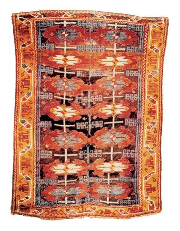 Ağrı handmade carpet- Turkey