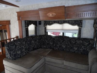 Love This Sectional Sofa In The Camper