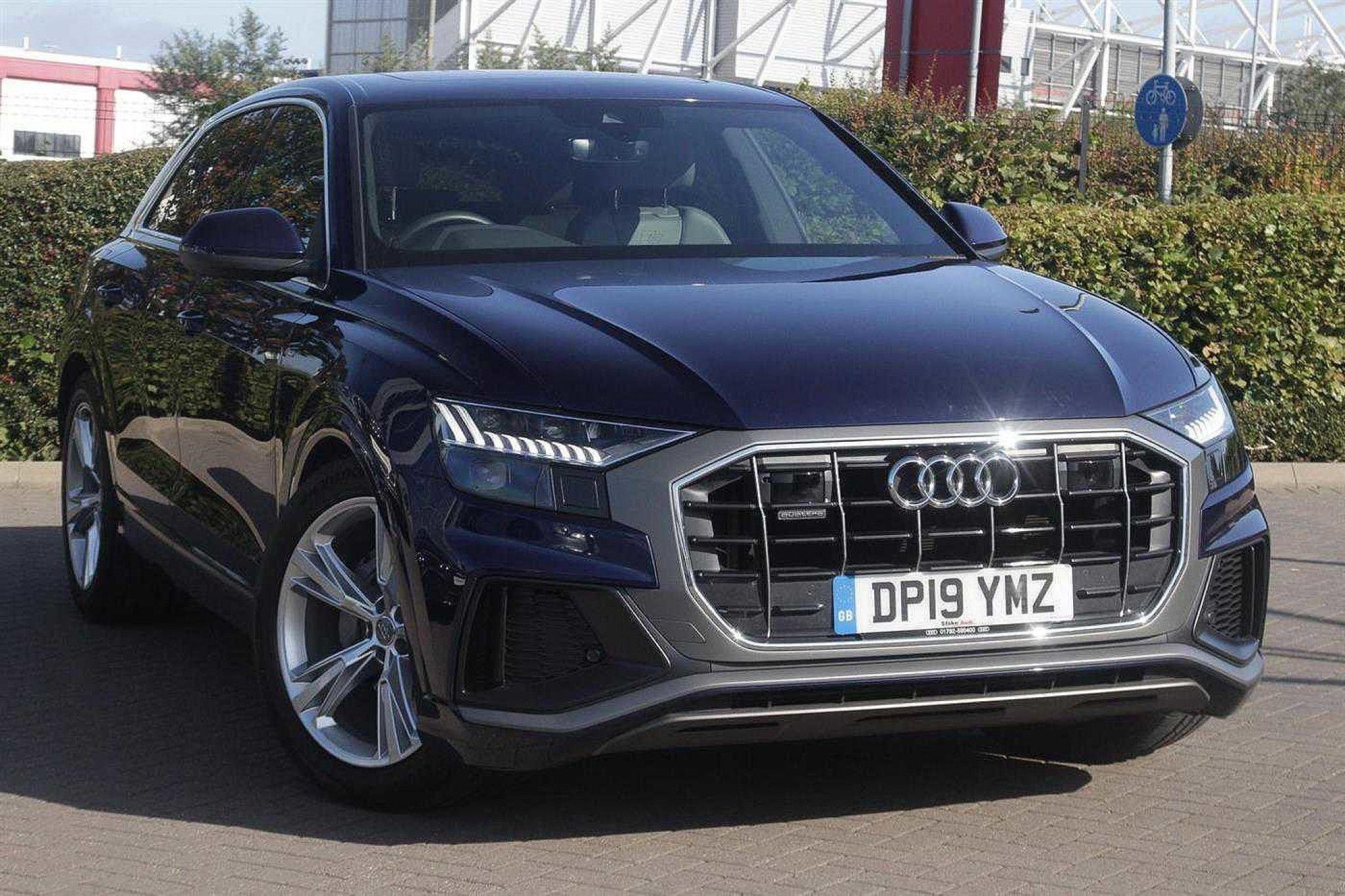 Audi Q8 50 Tdi Quattro S Line 5dr Tiptronic In 2020 With Images Used Audi Tdi Audi
