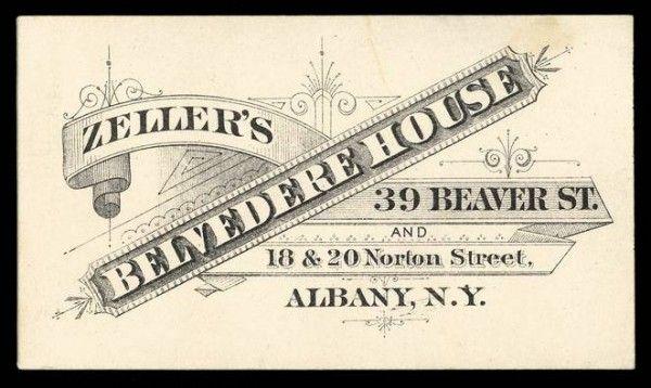 vintage business card Vintage Business Cards Pinterest
