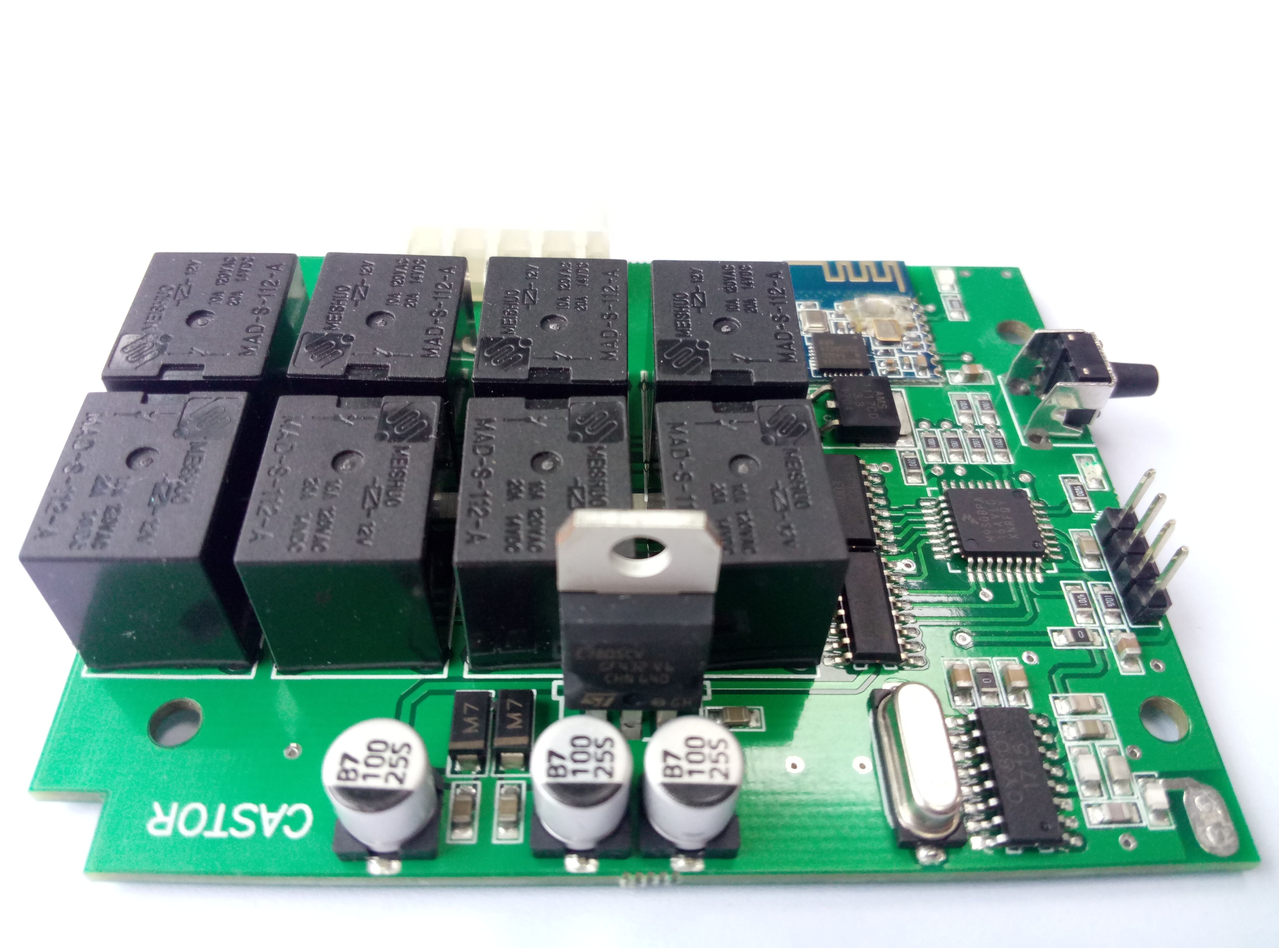 PCB Assembly | PCB Assembly | Printed circuit board, Circuit