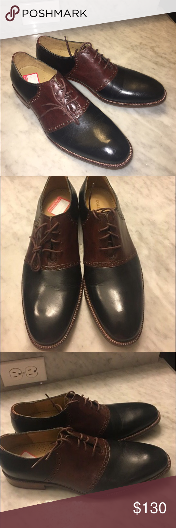 COLE HAAN men's dress shoes Brand new, never been worn