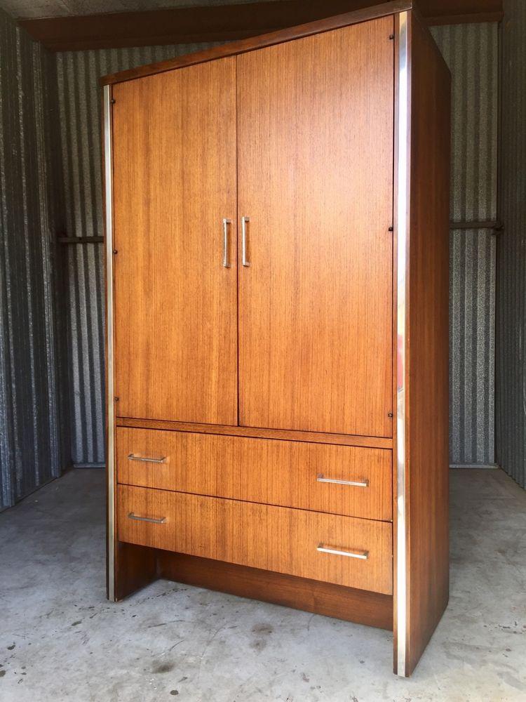 Best Mid Century Modern Broyhill Premier Tall Armoire Dresser 400 x 300