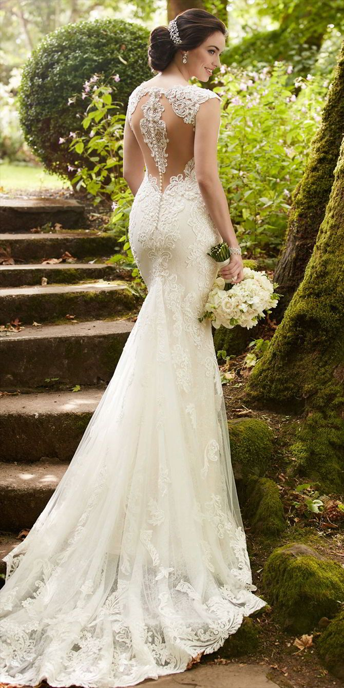 Fullsize Of Classic Wedding Dresses
