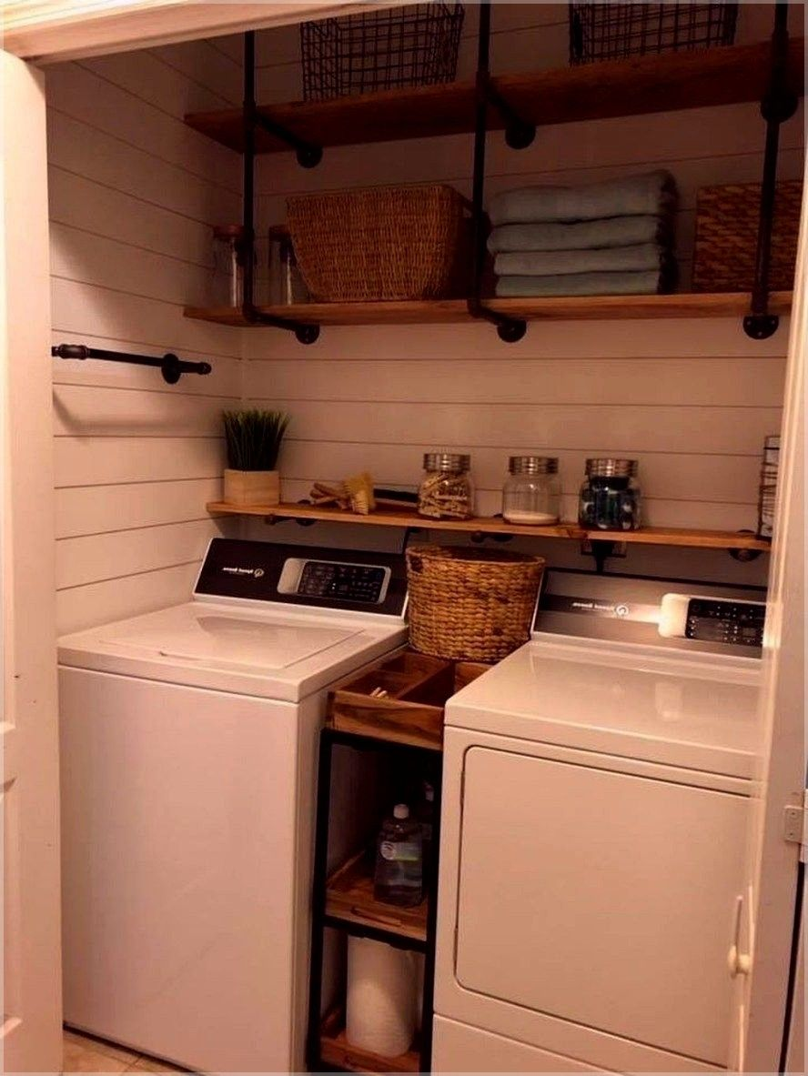 19 Remarkable Laundry Room Layout Ideas for The Perfect Home Drop