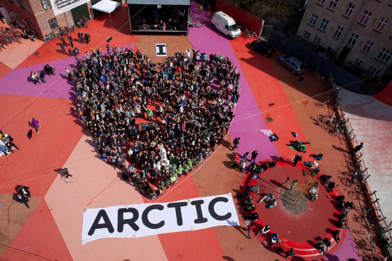 I Love Arctic Copenhagen 21/4/2013, Nørrebro